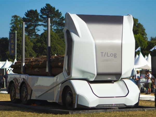 ciężarówka autonomiczna