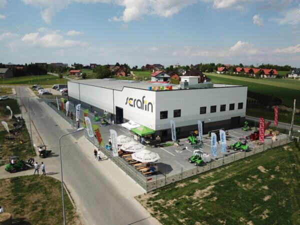 Serafin - siedziba firmy